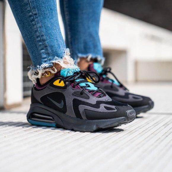 Nike Shoes | Womens Air Max 200